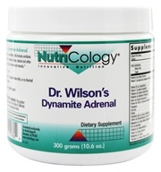 Nutricology - Dr. Wilson's Dynamite Adrenal - 10.6 oz. by Nutricology