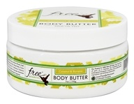 Image of Chandler Farm - Body Butter Knobi's Coconut & Banana - 7 oz.