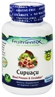 FruitrientsX - Cupuacu Amazonian Super Fruit - 60 Vegetarian Capsules, from category: Nutritional Supplements