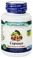 FruitrientsX - Cupuacu Amazonian Super Fruit - 60 Vegetarian Capsules by FruitrientsX