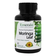 FruitrientsX - Moringa Plant Source Calcium - 60 Vegetarian Capsules by FruitrientsX