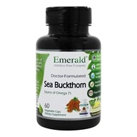 Emerald Labs - Sea Buckthorn - 60 Vegetarian Capsules Formerly FruitrientsX