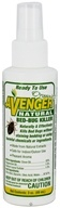 Avenger Organics - Natural Bed-Bug Killer Ready To Use Spray - 3 oz.