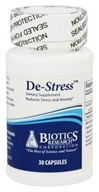 Biotics Research - De-Stress - 30 Capsules by Biotics Research