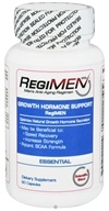 RegiMEN - Essential Regimen Growth Hormone Support - 60 Capsules