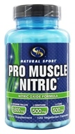 Supplement Training Systems - Pro Muscle Nitric - 120 Vegetarian Capsules by Supplement Training Systems