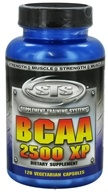 Supplement Training Systems - BCAA 2500 XP - 120 Vegetarian Capsules (660405135082)