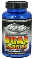 Supplement Training Systems - BCAA 2500 XP - 120 Vegetarian Capsules, from category: Sports Nutrition