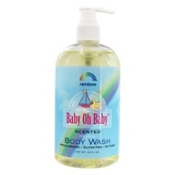 Rainbow Research - Baby Oh Baby Herbal Body Wash Scented - 16 oz. - $6.49