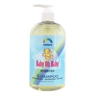 Image of Rainbow Research - Baby Oh Baby Herbal Shampoo Scented - 16 oz.