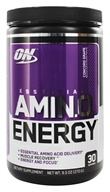 Optimum Nutrition - Essential Amino Energy 30 Servings Concord Grape - 0.6 lbs. (748927026658)
