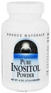 Source Naturals - Pure Inositol Powder - 4 oz. - $13.33