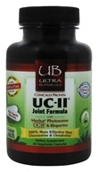 Ultra Botanicals - UC-II Joint Formula with Meriva Phytosome and Bioperine - 60 Capsules, from category: Nutritional Supplements