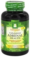 Emerald Labs - Adrenal Health Raw Whole-Food Based Formula - 60 Vegetarian Capsules (743650002191)