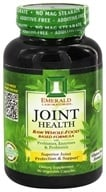 Emerald Labs - Joint Health Raw Whole-Food Based Formula - 90 Vegetarian Capsules