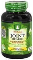 Emerald Labs - Joint Health Raw Whole-Food Based Formula - 90 Vegetarian Capsules (743650002276)