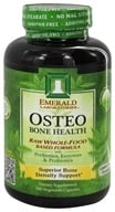 Emerald Labs - Osteo Bone Health Raw Whole-Food Based Formula - 180 Vegetarian Capsules, from category: Nutritional Supplements