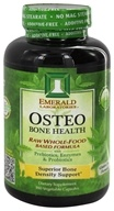 Emerald Labs - Osteo Bone Health Raw Whole-Food Based Formula - 180 Vegetarian Capsules - $32.16