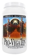 Image of Source Naturals - Pro-VegaTein Complete Vegan Protein Powder - 32 oz.