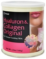FINE USA Trading, Inc. - Hyaluron & Collagen Original - 6.3 oz., from category: Nutritional Supplements