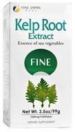 FINE USA Trading, Inc. - Kelp Root Extract 330 mg. - 300 Tablets