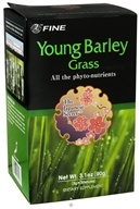 FINE USA Trading, Inc. - Young Barley Grass 3g X 30 Sticks (812377010052)
