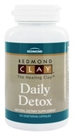 Redmond Trading - Redmond Clay Daily Detox - 120 Capsules, from category: Detoxification & Cleansing