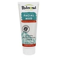 Redmond Trading - Redmond Clay Facial Mud - 4 oz., from category: Personal Care