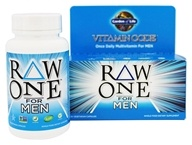 Image of Garden of Life - Vitamin Code RAW One For Men - 30 Vegetarian Capsules