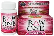 Image of Garden of Life - Vitamin Code RAW One For Women - 30 Vegetarian Capsules
