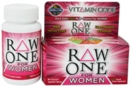 Garden of Life - Vitamin Code RAW One For Women - 30 Vegetarian Capsules - $17.99