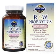 Garden of Life - RAW Probiotics Women - 90 Vegetarian Capsules (658010115674)