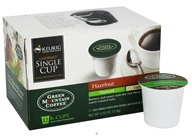 Keurig - Green Mountain Coffee Hazelnut 12 K-Cups - 4.02 oz. (099555087925)