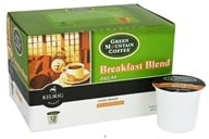 Keurig - Green Mountain Coffee Breakfast Blend Decaf 12 K-Cups - 4.02 oz.