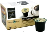 Keurig - Caribou Coffee Caribou Blend Medium Roast 12 K-Cups - 4.87 oz. CLEARANCE PRICED