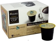 Image of Keurig - Caribou Coffee Daybreak Morning Blend Light Roast 12 K-Cups - 4.87 oz. CLEARANCE PRICED