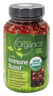 Image of Irwin Naturals - Organics Immune Boost - 60 Tablets