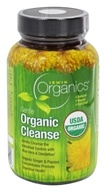 Image of Irwin Naturals - Organics Internal Cleanse & Detox - 60 Tablets