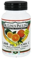 Dr. Linus Pauling - Vitamin C With Bioflavonoid Complex 1000 mg. - 90 Caplets