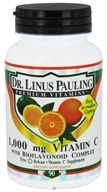 Dr. Linus Pauling - Vitamin C With Bioflavonoid Complex 1000 mg. - 90 Caplets, from category: Vitamins & Minerals