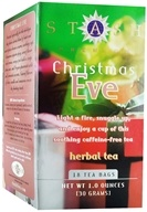 Stash Tea - Premium Caffeine Free Herbal Tea Christmas Eve - 18 Tea Bags