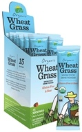 Amazing Grass - Wheat Grass Drink Powder - 15 Packet(s), from category: Nutritional Supplements