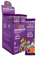 Image of Amazing Grass - Kidz SuperFood Powder Wild Berry - 15 Packet(s)