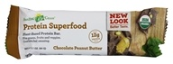 Amazing Grass - Green SuperFood Protein Bar Chocolate Peanut Butter - 2.2 oz. by Amazing Grass