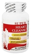 Health Plus - Heart Cleanse Total Body Cleansing System - 90 Capsules, from category: Detoxification & Cleansing