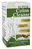 Health Plus - Colon Cleanse Peppermint Tea To Go - 20 Tea Bags, from category: Teas