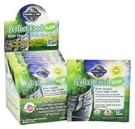 Garden of Life - RAW Perfect Food Organic Green Super Food - 15 Packet(s), from category: Health Foods