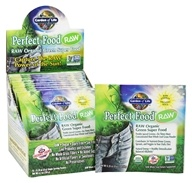 Image of Garden of Life - RAW Perfect Food Organic Green Super Food - 15 Packet(s)