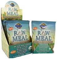 Garden of Life - RAW Meal Beyond Organic Meal Replacement Formula - 10 Packet(s) by Garden of Life