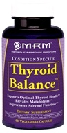 MRM - Thyroid Balance - 90 Vegetarian Capsules (609492310408)